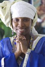 Chenzira Davis Kahina