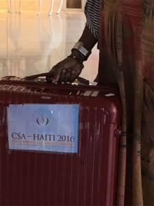 CSA bag tag