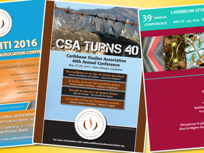 CSA Conference Program booklet covers