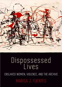 Dispossessed Lives book cover