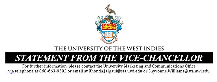 University of the West Indies logo