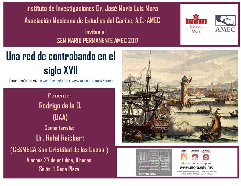 Seminario Permanente AMEC flyer