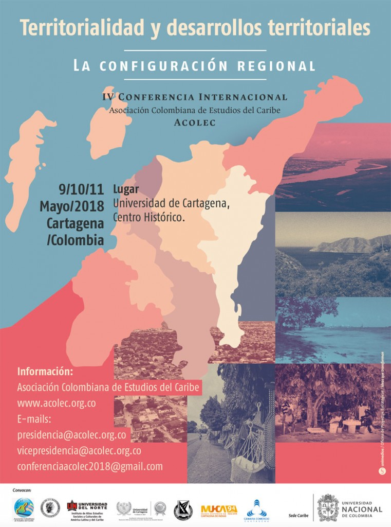 la Cuarta Conferencia Internacional de la Asociación Colombiana de Estudios del Caribe