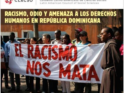 Racismo y odio en República Dominicana