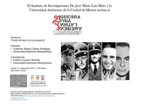 Seminario de la Guerra Fría hacia el Presente América Latina