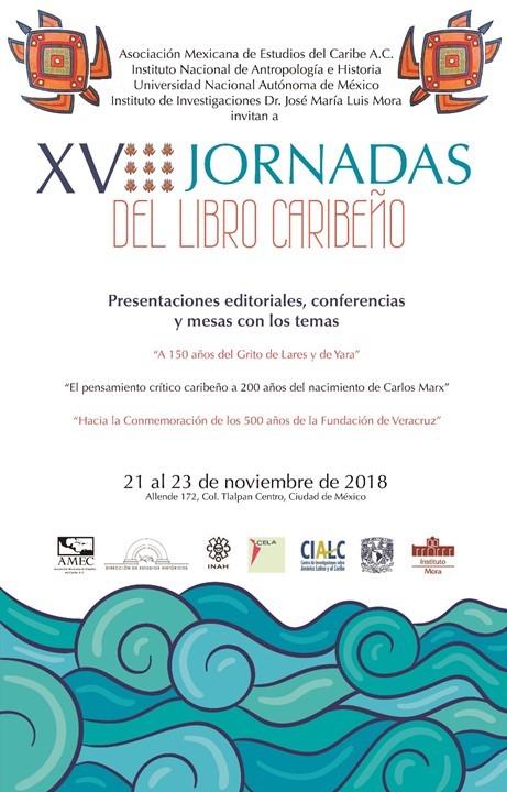 XVIII JORNADAS DEL LIBRO CARIBEÑO