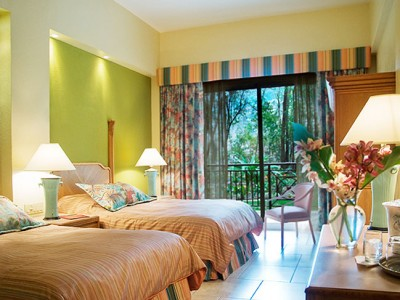 Karibe Hotel standard room
