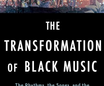The Transformation of Black Music book cover