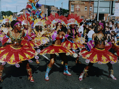 2001 Leeds West Indian Carnival.