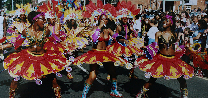 2001 Leeds West Indian Carnival.
