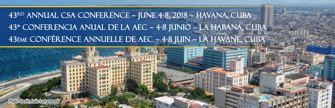 2018 CSA Conference