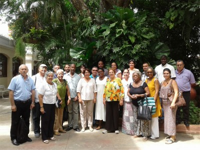CSA Cuba conference Local Organizing Committee