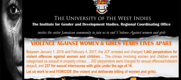 16 Days of Activism against Gender-Based Violence Campaign flyer
