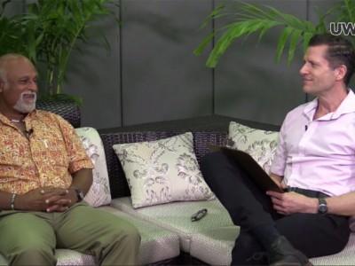 Anton Allahar interview