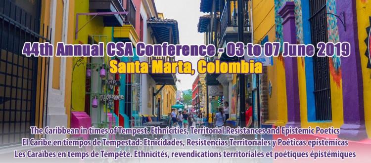 2019 Caribbean Studies Association Conference
