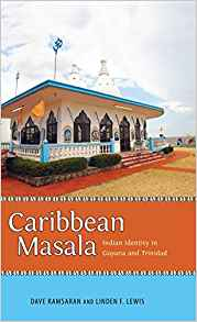 Caribbean Masala book cover