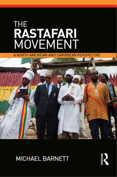 The Rastafari Movement book cover