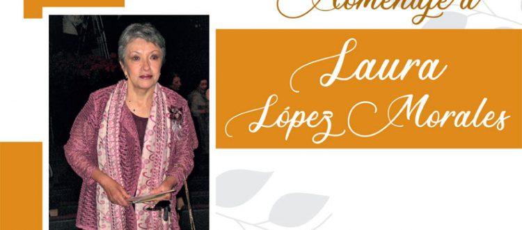 Homenaje Laura Lopez