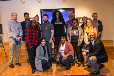 Standpoints: Black Feminist Knowledges book launch