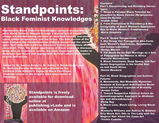 Standpoints: Black Feminist Knowledges