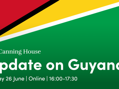 Update on Guyana