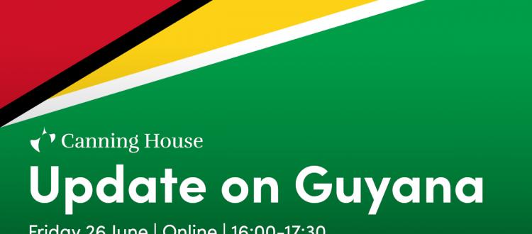 Update on Guyana