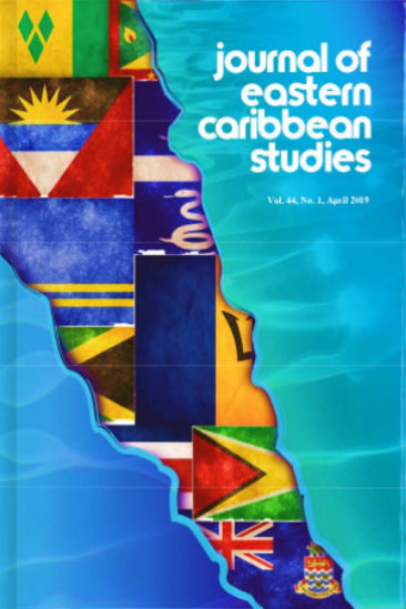 Journal of Eastern Caribbean Studies cover