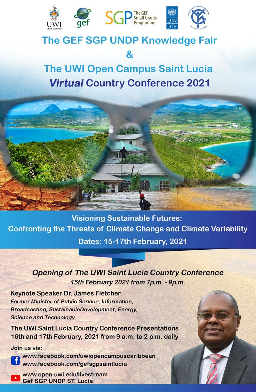 Climate Change Conference - Saint Lucia