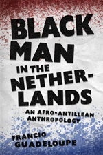 Black Man in the Netherlands book cover