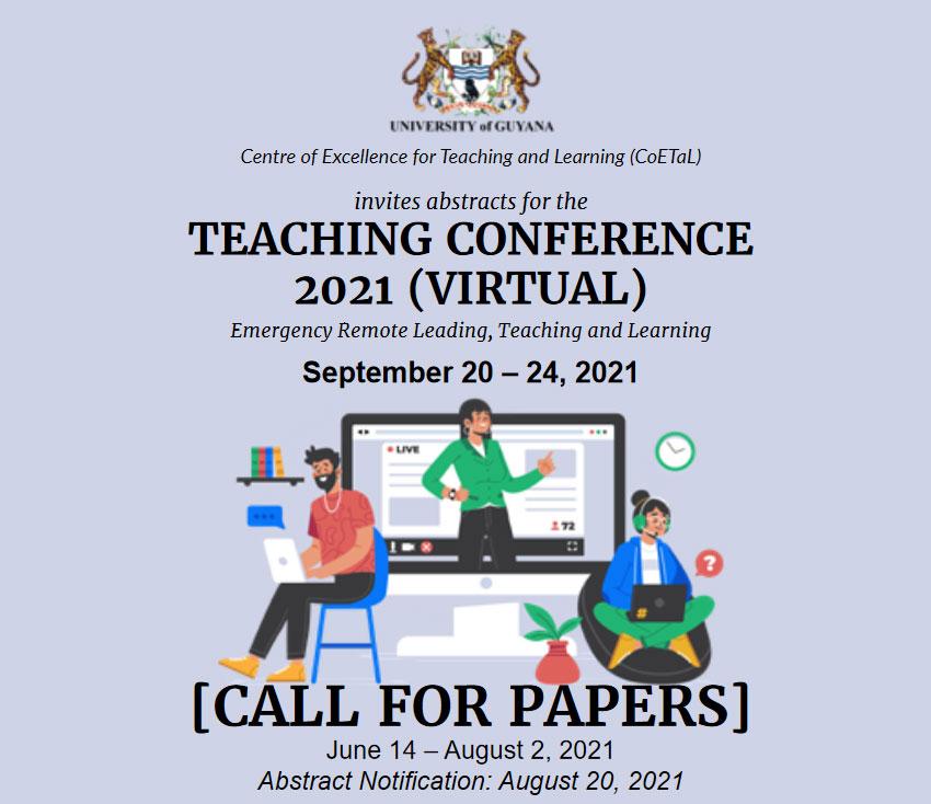 University of Guyana Teaching Conference 2021